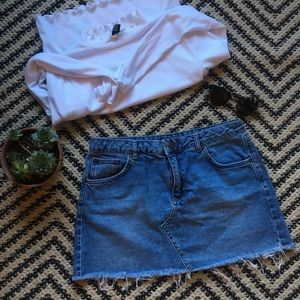 BDG Skirts - Urban outfitters BDG denim skirt
